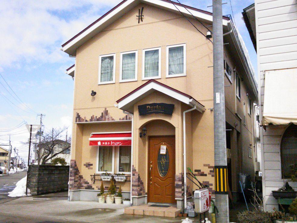 ドリアン洋菓子店